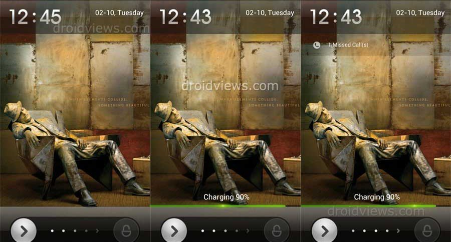 The Cross Slide LS Theme for MIUI (Translated)