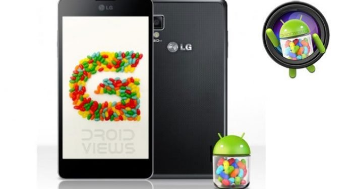 LG Confirms Android 4.1 Jelly Bean Update for Optimus G, Optimus LTE 2, Optimus Vu and Optimus Vu 2
