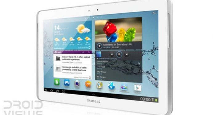 Install Android 4.1.2 Jelly Bean Firmware on Samsung Galaxy Tab 2 7.0 P3100