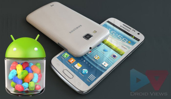 Update Samsung Galaxy Premier GT-I9260 to Android 4.1.2 Jelly Bean Firmware Manually