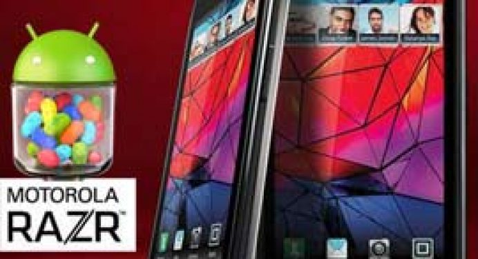 Update Motorola Razr (GSM) XT910 with Official Android 4.1.2 Jelly Bean Leaked OTA Update