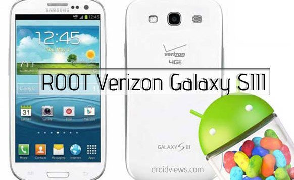 Root-Verizon Galaxy S3 SCH-I535