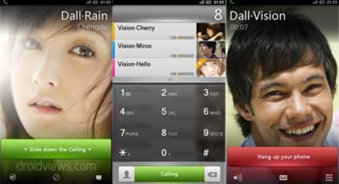 Transparent Glass Theme for MIUI V4