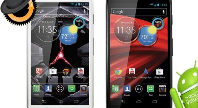 Install ClockworkMod recovery on Motorola Droid RAZR HD XT925[GSM]