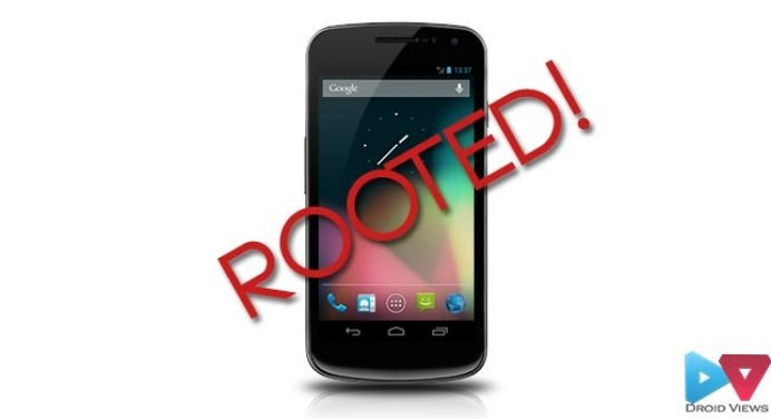 Unlock Bootloader, Root, Install Custom Recovery and ROMs on Sprint & Verizon Galaxy Nexus