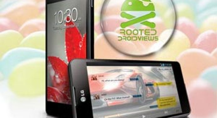 Root LG Optimus G on Android 4.1.2 Jelly Bean Firmware