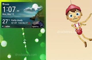 Install Optimus G Pro Launcher, Widgets and Live Wallpapers on Your Android Phone