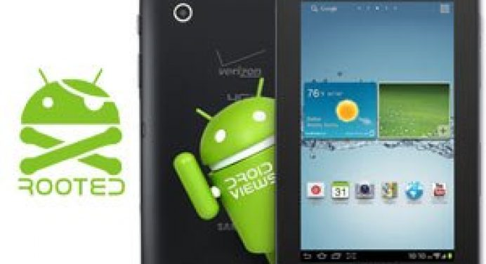 How to Root and Install CWM / TWRP Recovery Verizon Galaxy Tab 2 SCH-I705 on ICS & Jelly Bean