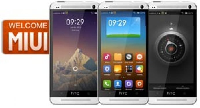 Install MIUI V5 ROM (Unofficial) on HTC One M7