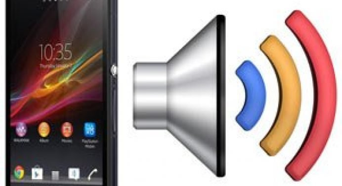 Get Louder Volume on Sony Xperia Z /ZL /T /SP /V with Extra Volume Boost