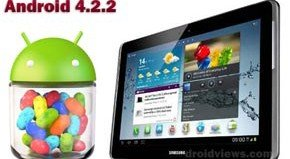 Samsung Galaxy Tab 2 7.0 GT-P3100 (3G + WiFi) Receives Android 4.2.2 Jelly Bean Update