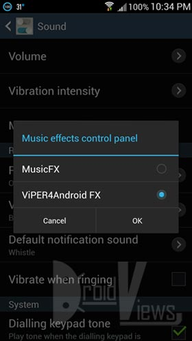ViPER4Android Audio Effects 4r Rooted Android Mobile (Tested