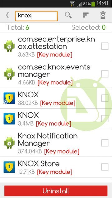 Uninstalling-KNOX-on-Note-3