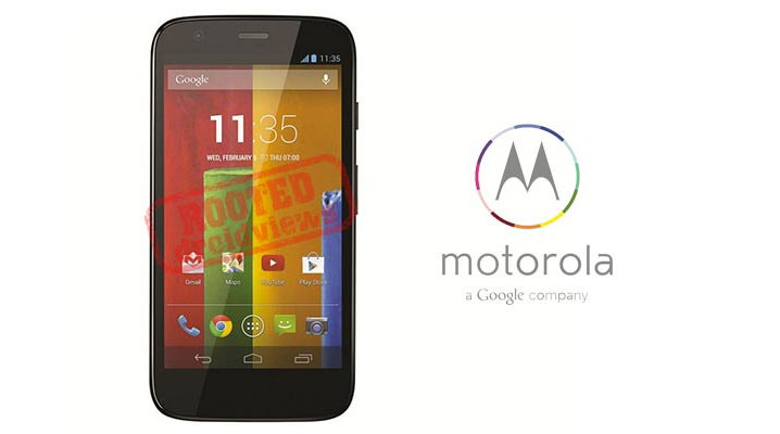 Root Your Moto G Easily With Superboot (Windows/MAC/Linux)