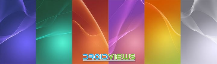 download sony xperia z2 stock wallpapers and system dump