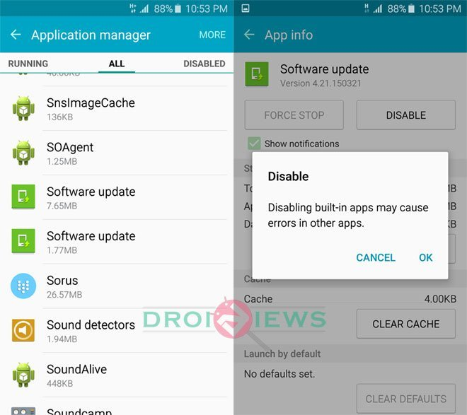 Disable OTA Notifications On Android Devices With Or Without Root