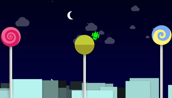 android-lollipop-game