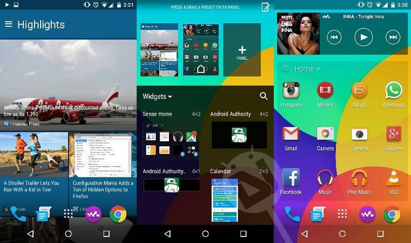 how to get theme keyboard for htc one