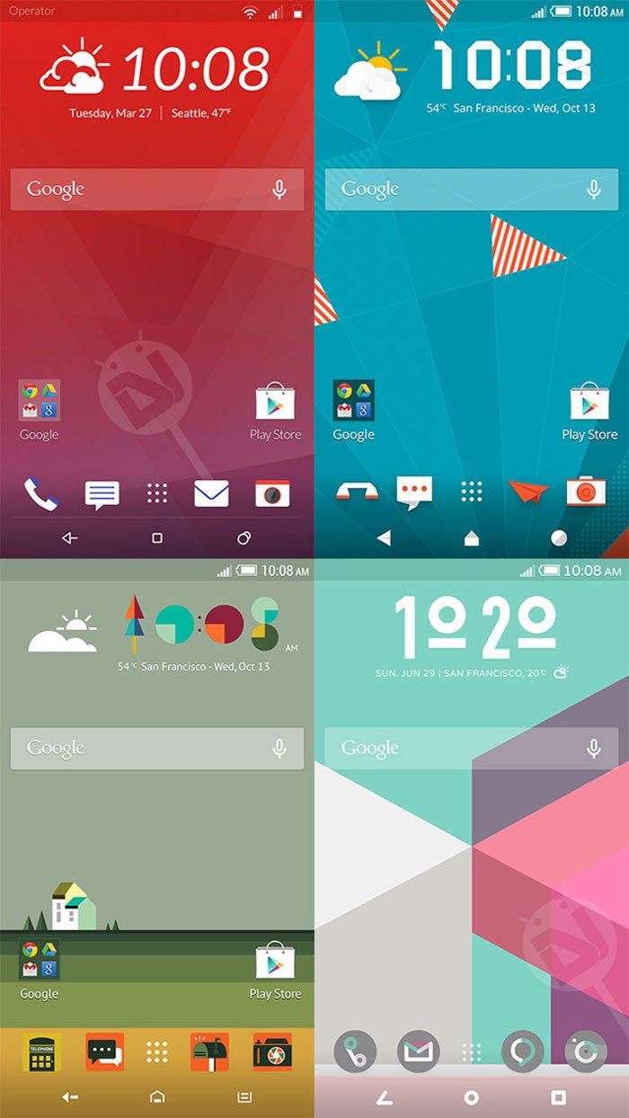 Create And Download Themes For Htc Devices With Htc Theme Maker
