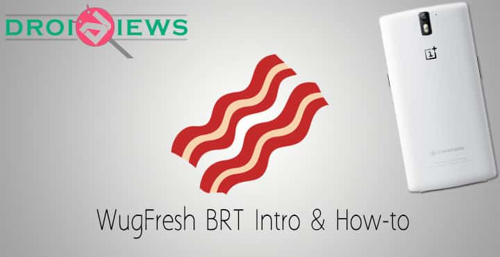 WugFresh Toolkit for OnePlus One