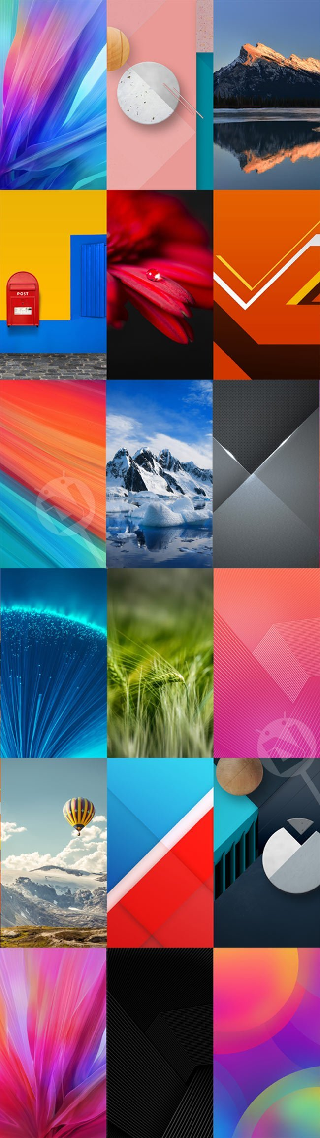 InFocus-M812-Stock-Wallpapers