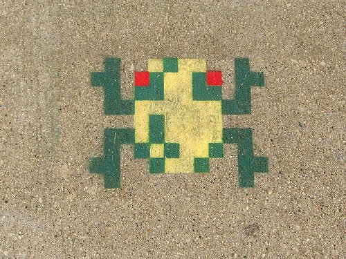 frogger-retro-game