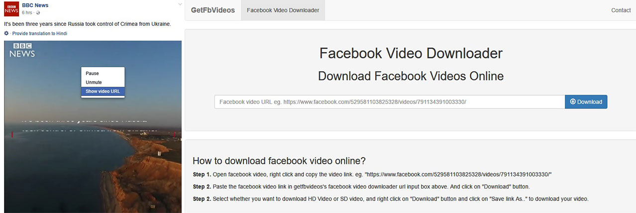 How To Download And Share Facebook Videos On Whatsapp