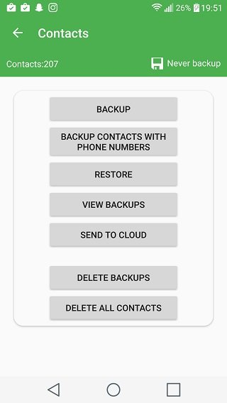 Backup Applications