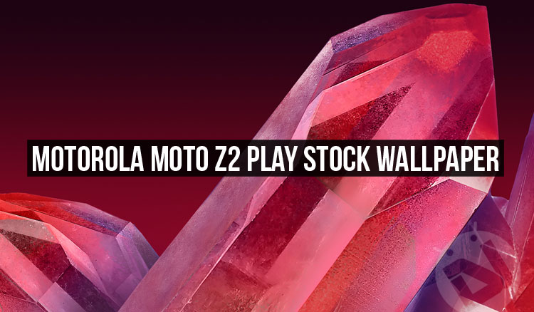 Moto G4 Play Wallpapers: Download Motorola Moto Z2 Play Stock Wallpaper