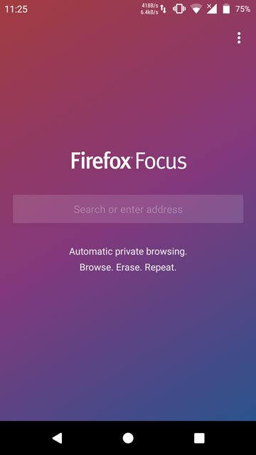 Protect Your Online Privacy With FireFox Focus