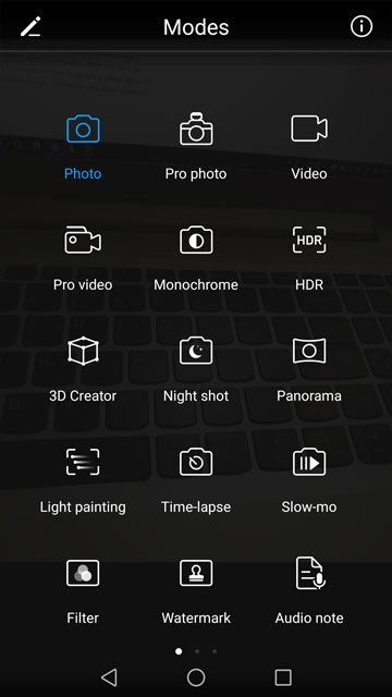 Understanding the Manual or Pro Mode Camera Settings On Android