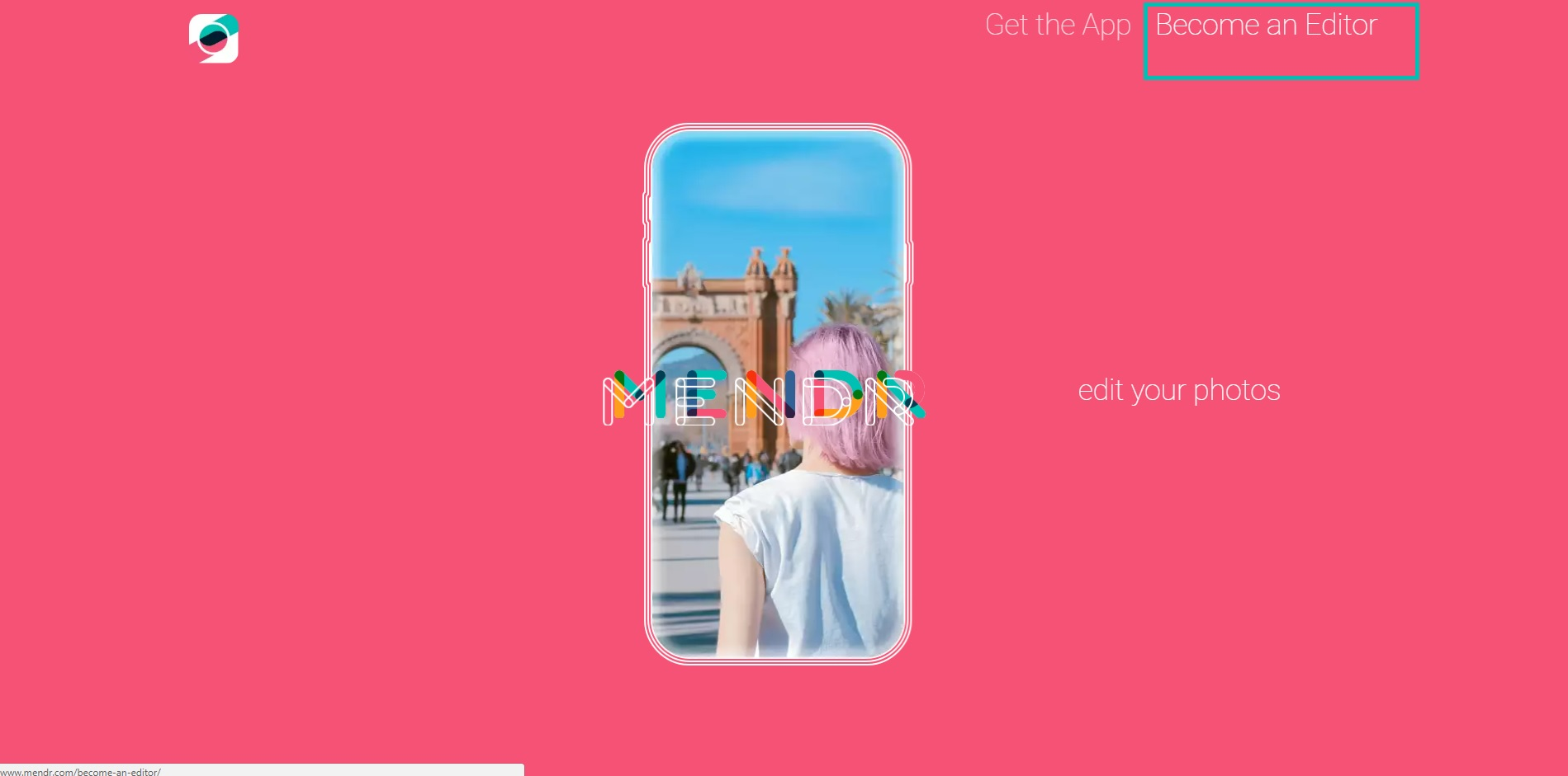 Edit Photos And Earn Money With Mendr