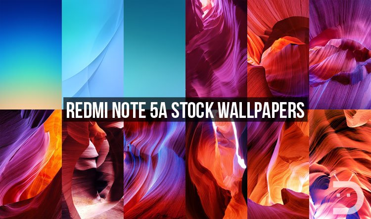 Download Redmi Note 5A Stock Wallpapers