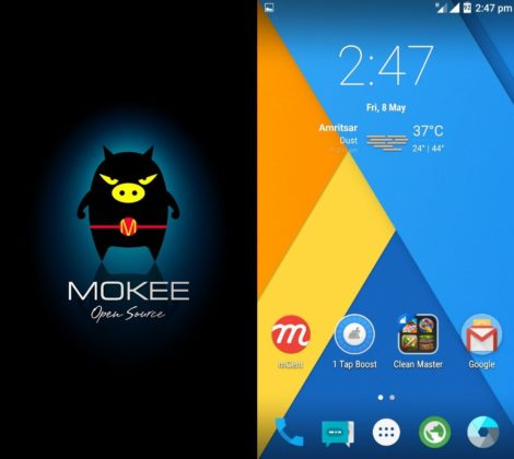Mokee ROM For OnePlus 5