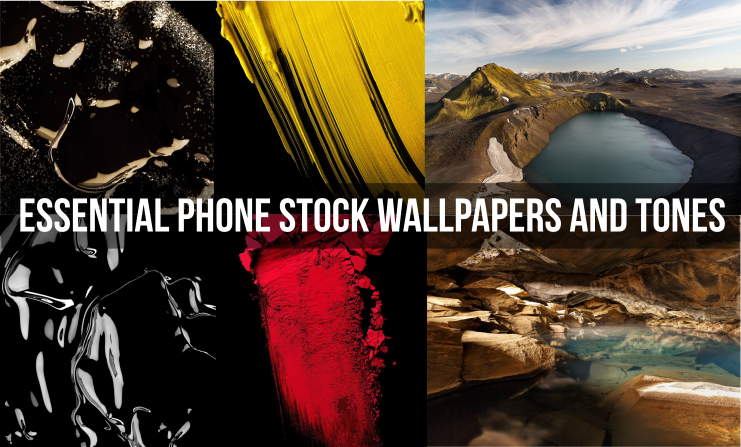 Download Essential Phone Stock Wallpapers And Tones