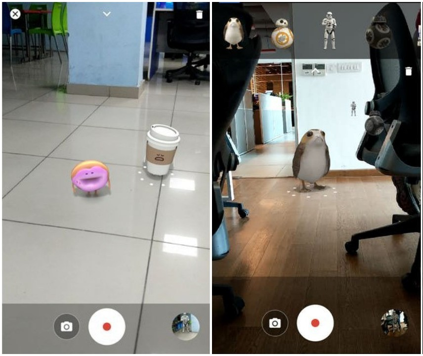 How To Enable Google Pixel AR Stickers On Nexus 6P, OnePlus 3/3T, and Xiaomi Mi 5