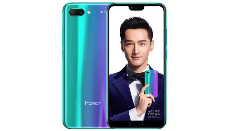 Download Huawei Honor 10 Stock Wallpapers