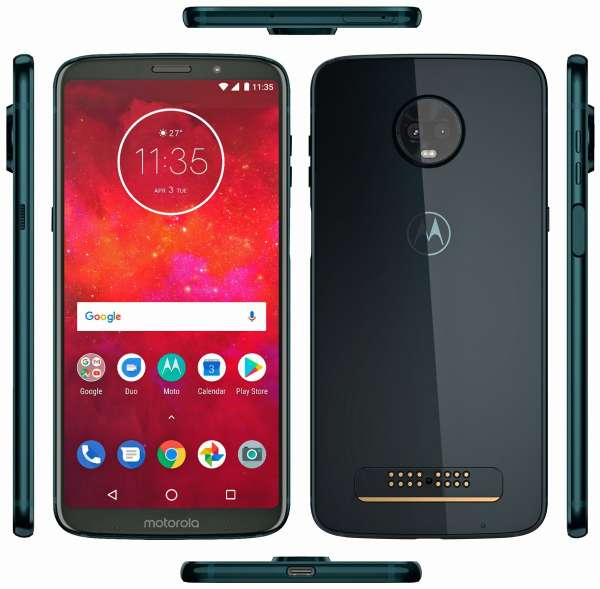 Download Moto Z3 Play Stock Wallpapers Droidviews