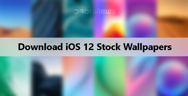 Ios Dynamic Wallpaper 66 Images: Download IOS 12 Wallpapers (8 Wallpapers)