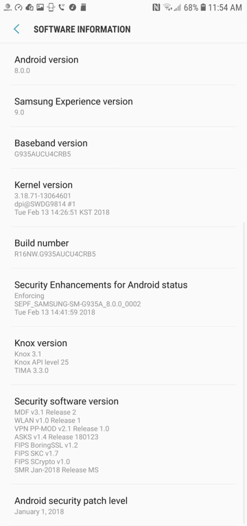 How To Install Official Android Oreo Update On Samsung Galaxy S7/S7 Edge (Snapdragon)