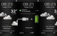 360 Weather Clock MIUI