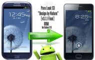 ROM for Samsung Galaxy S3 To S2 - Pure Look Of S3 V3.1.1 to S2 - Droid Views