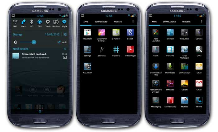 Codec ROM Galaxy S3