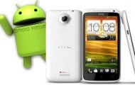 Best Custom ROMs - White HTC One X With Droid - Droid Views