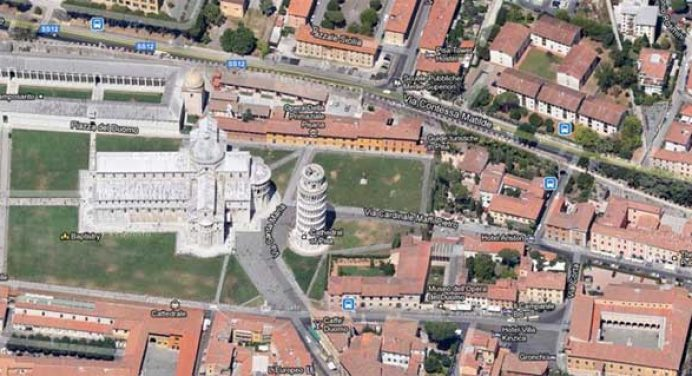 Google Maps Brings New High Resolution Aerial And Satellite Imagery - High resolution aerial maps