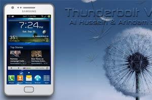 Touchwiz UX from Galaxy S3