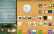Animated Desktop Theme - Warm Space Animated Desktop Theme For MIUI V4/JB - Droid Views