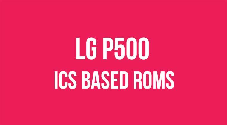 Best ICS ROM - AOKP ROM on LG P500 - Droid Views