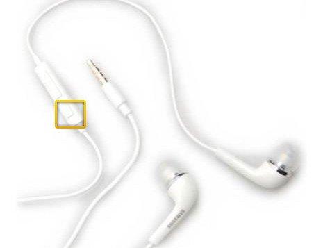 note 2 headphone control