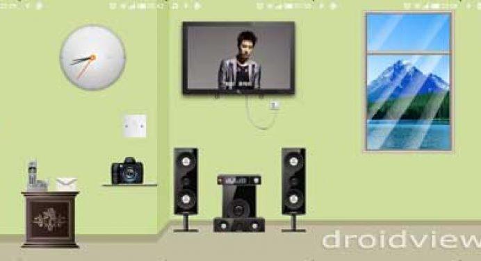 My Home Desktop Theme